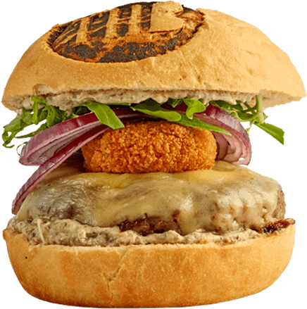Truffe Cheeseburger