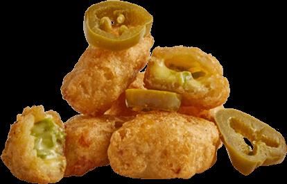 Cheesy Jalapenos