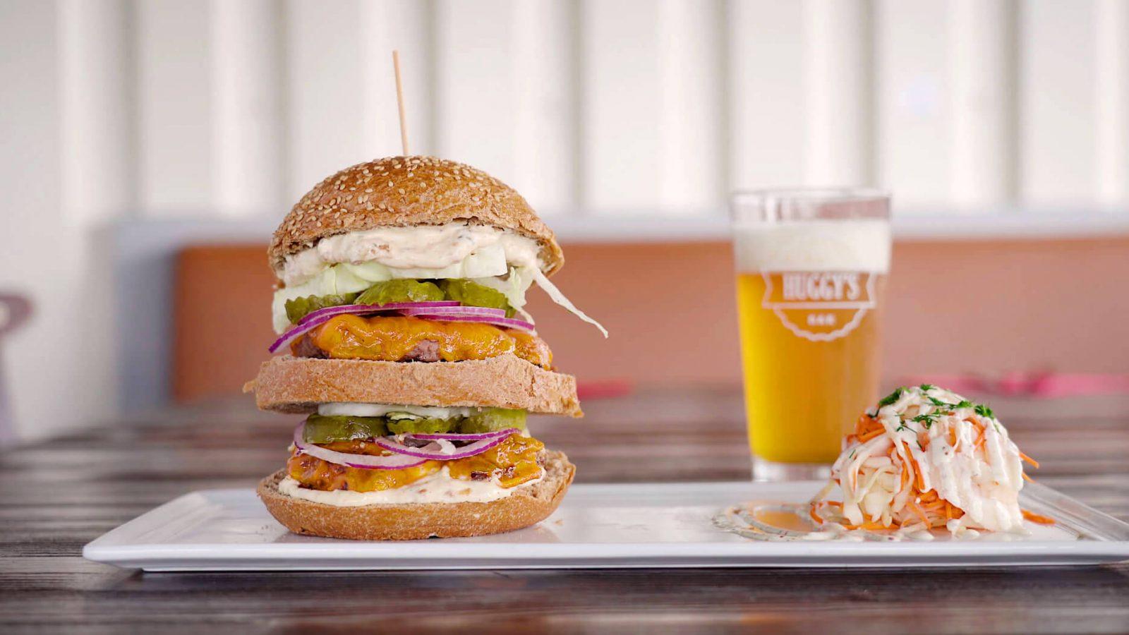 Le THB Mac Burger