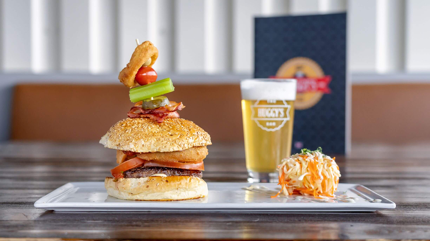 Bloody Mary Burger 2