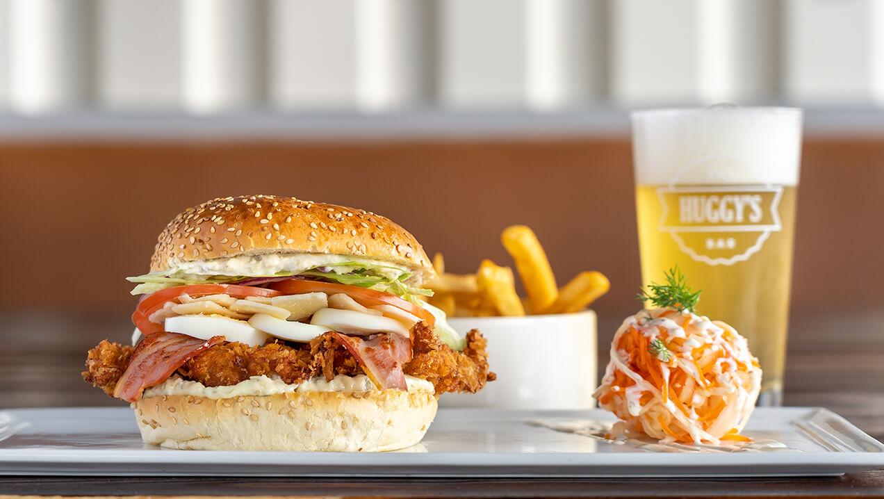 Burger du mois : Le César Burger