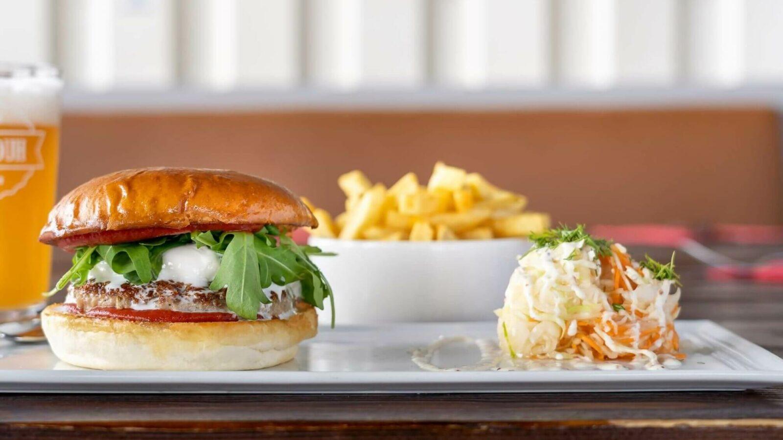 Italian BBQ Burger : Burger de septembre
